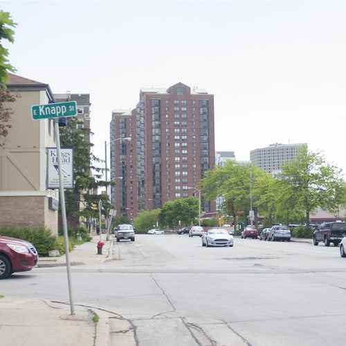photo of Yankee Hill Apartments at 626 East Kilbourn Avenue Milwaukee WI 53202