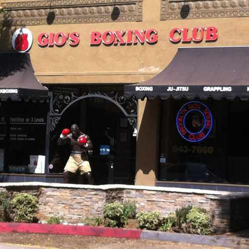 photo of Gio's Brooklyn Boxing Club at 150 South San Fernando Boulevard Burbank CA 91502