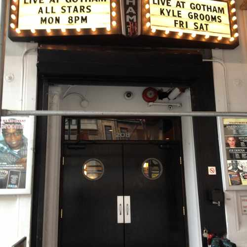 photo of Gotham Comedy Club at 208 West 23rd Street New York NY 10011