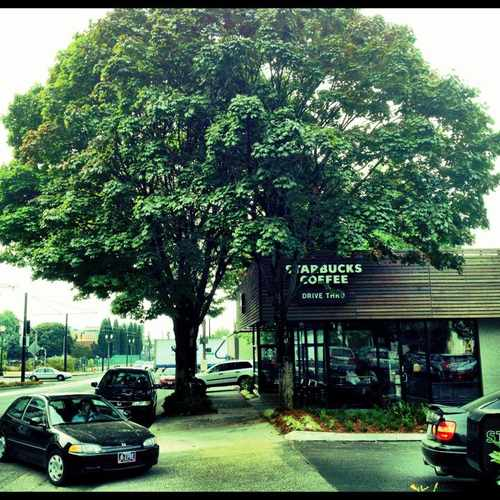 photo of Starbucks at 525 Northeast Grand Avenue Portland OR 97232