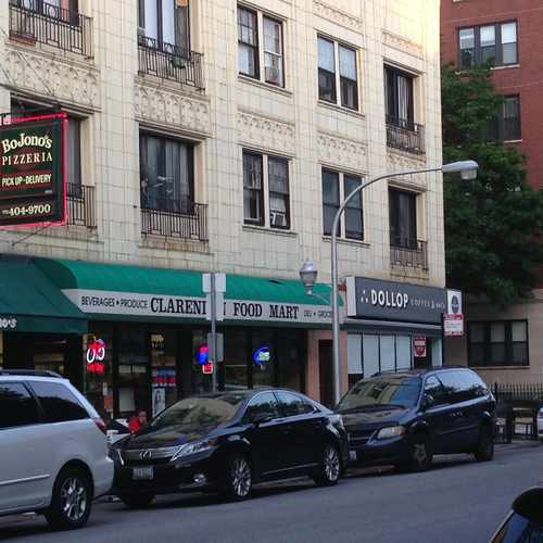 photo of dollop coffee house, coffee shop, free wifi at 4181 North Clarendon Avenue Chicago IL 60613