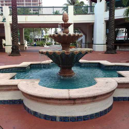photo of Fountain at 300 Southwest 1st Avenue Fort Lauderdale FL 33301