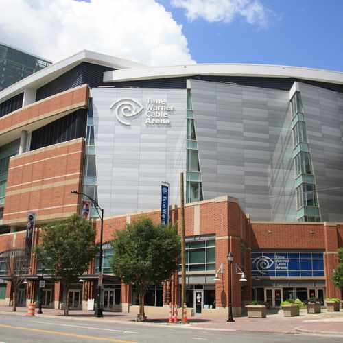 photo of Time Warner Cable Arena at 333 East Trade Street Charlotte NC 28202
