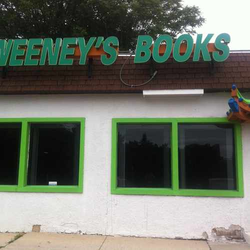 photo of Sweeney's College Books at 1100 West Wells Street Milwaukee WI 53233