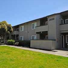 Rental info for Creekside in the San Mateo area
