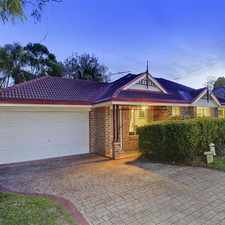 Rental info for Great Condition 3 Bedroom Home in the Hornsby Heights area