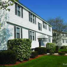 Rental info for River Drive Apartments in the Danvers area