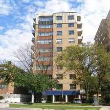 Rental info for St. Clair Ave W and Oriole Pkwy: 585 Avenue Road, 0BR in the Yonge-St.Clair area