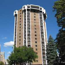 Rental info for Cathedral Tower in the Detroit area