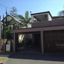 Rental info for BUDDS BEACH - PETS ON APPLICATION THREE BEDROOM VILLA in the Surfers Paradise area