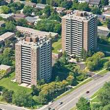 Rental info for York Mills and Leslie: 755 York Mills Road, 1BR in the Banbury-Don Mills area