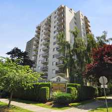 Rental info for Ocean Park Place Apartments in the Vancouver area