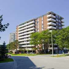 Rental info for Park Vista Apartments in the Toronto area