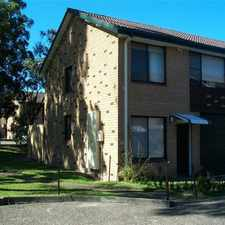 Rental info for Fantastic Newly Renovated Townhouse in the Sydney area