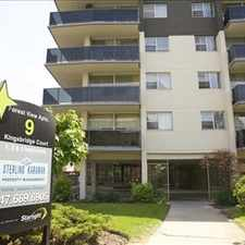 Rental info for Bathurst andamp; Finch: 9 Kingsbridge Court, 1BR in the Vaughan area