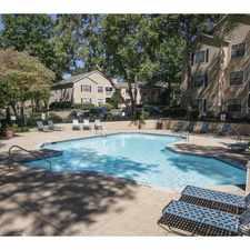 Rental info for Towne Creek