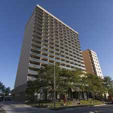 Rental info for Peter McGregor Tower - One Bedroom Apartment for Rent in the London area
