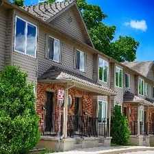 Rental info for Spacious 5-bedroom Townhouse close to UWO & Fanshawe! FREE Wi-Fi! in the London area