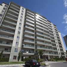 Rental info for Capulet Towers II - The Elgin Apartment for Rent in the London area