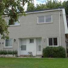 Rental info for 200 Lakeshore Rd. W. - 3 Bedroom Townhouse Townhome for Rent