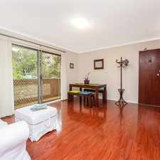 Rental info for STYLISHLY RENOVATED & PERFECTLY POSITIONED