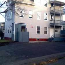 Rental info for Storage area, W/D hookup in apt. large rooms, newer windows, on busline, fenced in sucure back yard .
