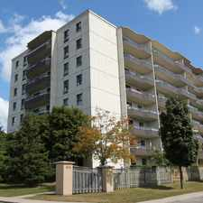 Rental info for Canterbury Place II - The Dufferin Apartment for Rent in the Woodstock area