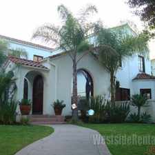Rental info for Beautiful Spanish Style House Lease!!!