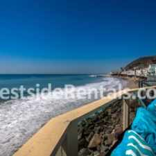 Rental info for Malibu Home in the Sand