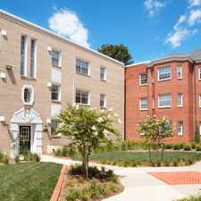 Rental info for Sheffield Court in the Washington D.C. area
