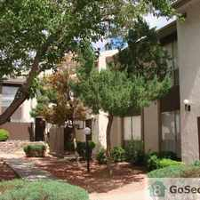 Rental info for TWO BEDROOM TOWN HOME! in the El Paso area