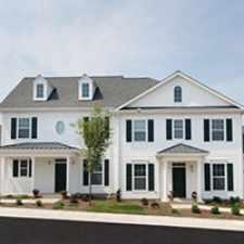 Rental info for Carlisle Barracks Homes