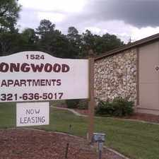 Rental info for Longwood Apartments