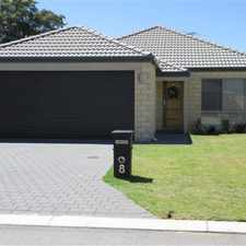 Rental info for SO MUCH SPACE!! in the Wattle Grove area