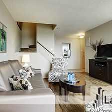 Rental info for LaCité Apartments in the Montréal area
