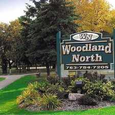 Rental info for Woodland North - One Month Free for One-Bedroom