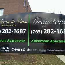 Rental info for On-site laundry, dishwasher, disposal, fridge, stove and microwave provided~! in the Muncie area