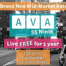 Rental info for AVA 55 Ninth in the San Francisco area