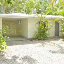 Rental info for Pet Friendly Duplex **Brake Lease** in the Cairns area