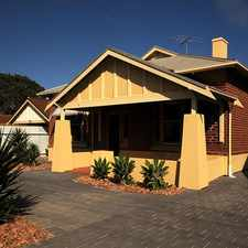 Rental info for Stunning Bungalow