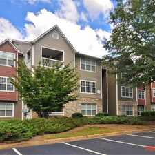 Rental info for Collingwood in the Alpharetta area