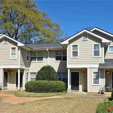 Rental info for Arbors at Berkeley in the Atlanta area