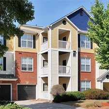 Rental info for Preserve at Mill Creek