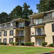Rental info for Reserve at Brookhaven in the North Atlanta area