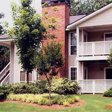 Rental info for Gardens of East Cobb
