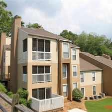 Rental info for Reserve at Ridgewood in the North Springs area