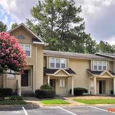 Rental info for 550 Abernathy in the Sandy Springs area