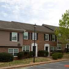 Rental info for Parkside at Camp Creek