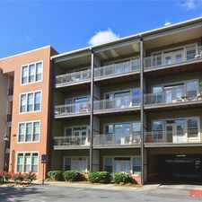 Rental info for Mariposa Lofts in the Atlanta area