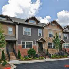 Rental info for Regency at Johns Creek Walk
